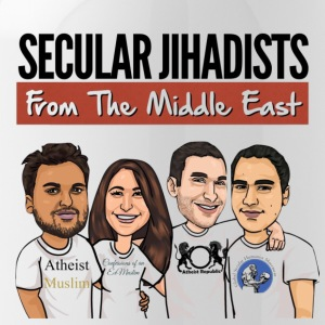 Secular Jihadists from the Middle East - Water Bottle
