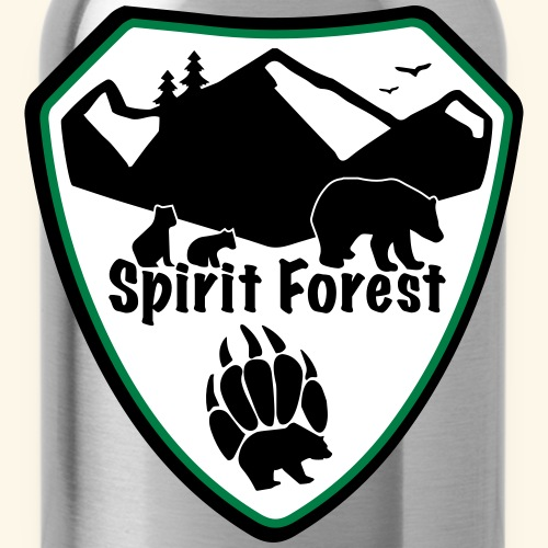 Patch Design - Water Bottle