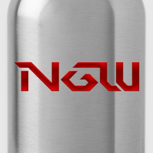 ngw without second text - Water Bottle
