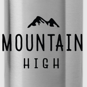 Mountain High - Water Bottle