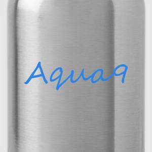 Brand Logo - Water Bottle