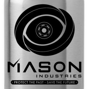 Timeless - Mason Industries: Protect & Save - Water Bottle