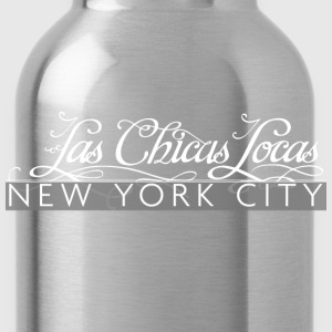 LCL White Logo NYC! - Water Bottle