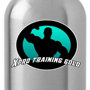 XPRO TRAINING GOLD - Water Bottle