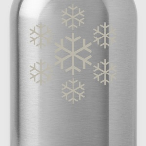 Snowflake - Water Bottle