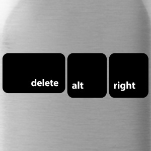 delete alt right (mac) - Water Bottle