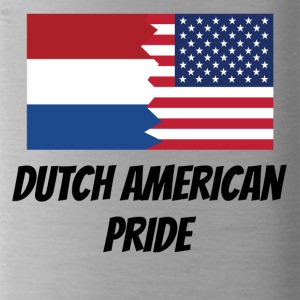 Dutch American Pride - Water Bottle
