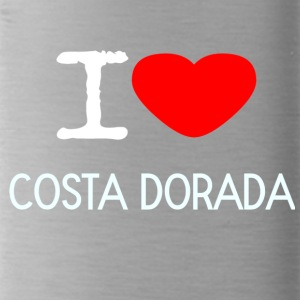 I LOVE COSTA DORADA - Water Bottle