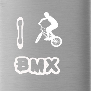 I LOVE BMX - Water Bottle