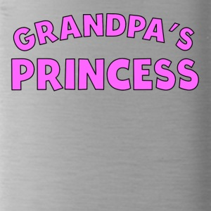 Grandpa's Princess - Water Bottle