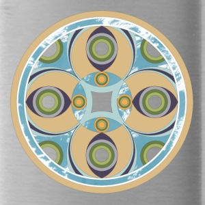 Dzine_Pattern - Water Bottle