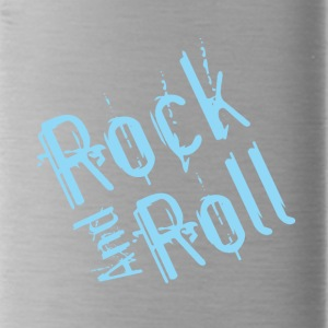 rock and roll - Water Bottle