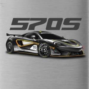 570s gt3 - Water Bottle