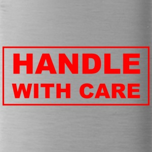 Handle with care - Water Bottle