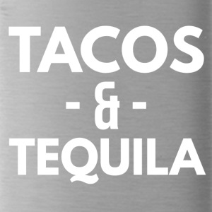 Tacos and tequila - Water Bottle