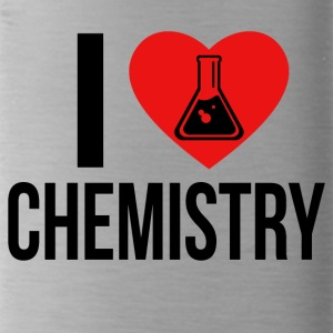 I LOVE CHEMISTRY - Water Bottle