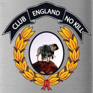 CLUB NO-KILL ENGLAND #1 - Water Bottle