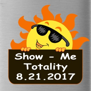 Show Me Totality - Missouri Eclipse - Water Bottle