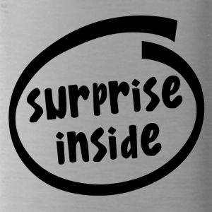 surprise inside (1824A) - Water Bottle