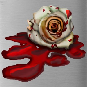 Bleeding Rose - Water Bottle