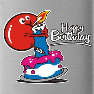 Assmex happy birthday - Water Bottle