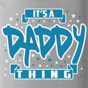 daddy thing - Water Bottle