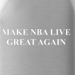 Make NBA LIVE Great Again - Water Bottle