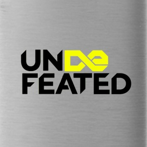 Undefeated (Jesus Fish) - Water Bottle