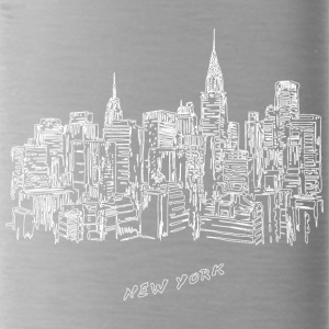 New York City - United States - Water Bottle