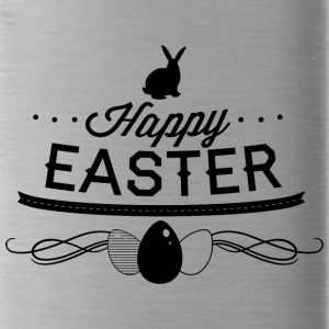 happy_easter - Water Bottle