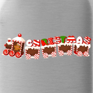 Candy Christmas - Water Bottle