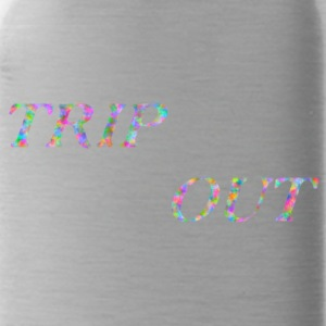 TRIP OUT TIE DYE - Water Bottle