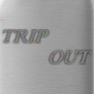 TRIP OUT CONFETTI - Water Bottle