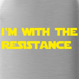 I'm with the resistance resistance - Water Bottle