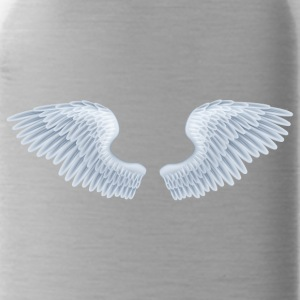 Angel Wings tshirt - Water Bottle