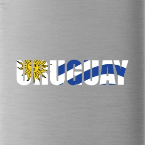 country Uruguay - Water Bottle