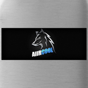 my gaming logo by keepitfresh d73dgm3 - Water Bottle
