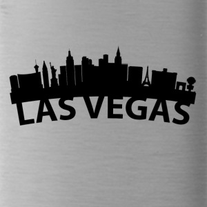 Arc Skyline Of Las Vegas NV - Water Bottle