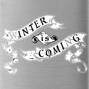 Winter Is - Water Bottle
