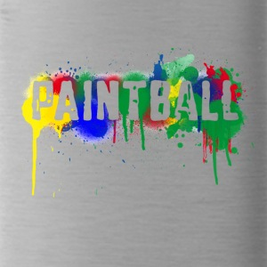 color paintball - Water Bottle