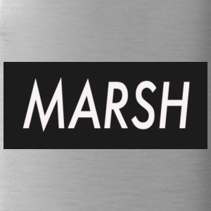 marsh apperal - Water Bottle