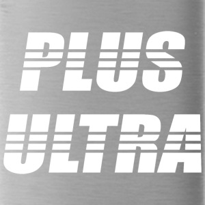 plus ultra black shirt - Water Bottle