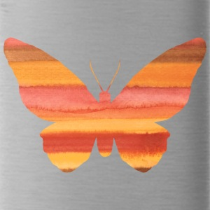 Colorless Butterfly - Water Bottle