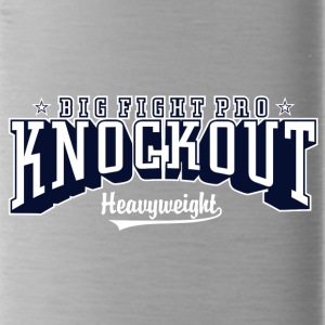 Big fight pro knockout - Water Bottle