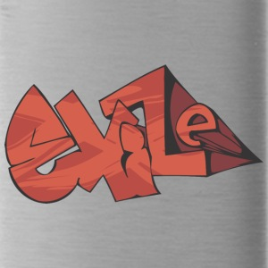 exize_graffiti - Water Bottle