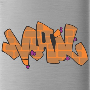 mail_graffiti - Water Bottle