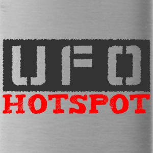 UFO hotspot - Water Bottle