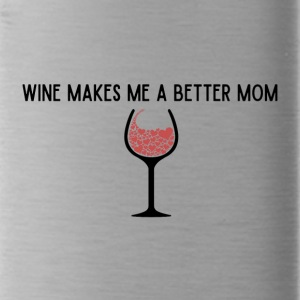 Wine Shirt for Mom's - Water Bottle