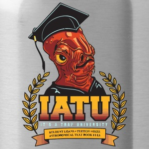 It s a Trap University - Water Bottle