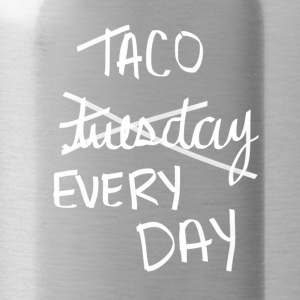 Taco Everyday - Water Bottle